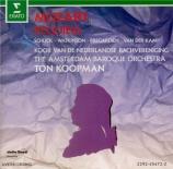 MOZART - Koopman - Requiem pour solistes, chœur et orchestre en ré mineu