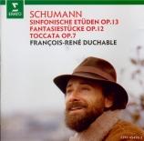 SCHUMANN - Duchable - Études symphoniques, pour piano op.13
