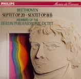 BEETHOVEN - Berlin Philharm - Septuor op.20