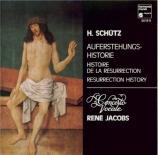 SCHÜTZ - Jacobs - Die Auferstehung unsres Herren Jesu Christi ('Auferste