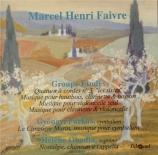 FAIVRE - Farkas - Quatuor à cordes n°3