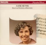 Bach - Haendel - Brahms