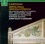CARISSIMI - Gardiner - Historia di Jephte