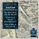 HAYDN - Kuijken - Symphonie n°85 en la majeur Hob.I:85 'La reine'