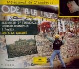 Ode to Freedom  avec un morceau du Mur de Berlin