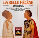 OFFENBACH - Millet - La belle Hélène : extraits