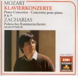 MOZART - Zacharias - Concerto pour piano et orchestre n°8 en do majeur K