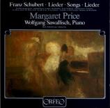 SCHUBERT - Price - Der Hirt auf dem Felsen (Müller - Chézy), pour voix ave