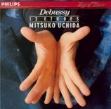 DEBUSSY - Uchida - Douze études pour piano L.136