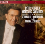 SCHUMANN - Schreier - Dichterliebe (Les amours du poète) (Heine), cycle