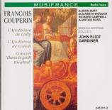 COUPERIN - Gardiner - Le Parnasse ou l'apothéose de Corelli, suite en tr