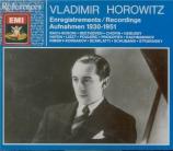 Enregistrements 1930-1951