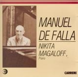FALLA - Magaloff - Fantasia baetica