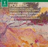 POULENC - Duchable - Concerto pour deux pianos et orchestre en ré mineur