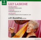 BOÏELDIEU - Laskine - Concerto pour harpe