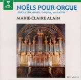 Noëls pour orgue