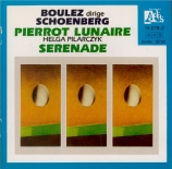 SCHOENBERG - Boulez - Pierrot lunaire op.21