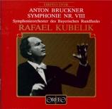 BRUCKNER - Kubelik - Symphonie n°8 en ut mineur WAB 108