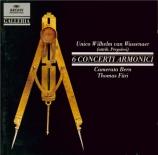 Concertos armonici (6) attribués à Pergolèse