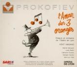 PROKOFIEV - Nagano - L'amour des trois oranges, opéra en 4 actes avec pr VF