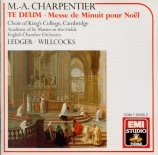 CHARPENTIER - Ledger - Te Deum H.146