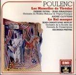 POULENC - Cluytens - Les mamelles de Tirésias, opéra-bouffe pour soliste