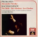 PROKOFIEV - Previn - Alexander Nevsky op.78