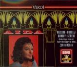 VERDI - Mehta - Aida, opéra en quatre actes