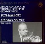 TCHAIKOVSKY - Francescatti - Concerto pour violon en ré majeur op.35