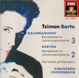 RACHMANINOV - Barto - Concerto pour piano n°3 op.30