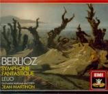 BERLIOZ - Martinon - Symphonie fantastique op.14