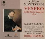 MONTEVERDI - Savall - Vespro della beata Vergine (1610)