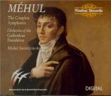 MEHUL - Swierczewski - Symphonies (4)
