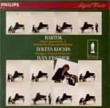BARTOK - Kocsis - Concerto pour piano n°3 Sz.119 BB.127