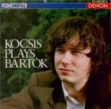 BARTOK - Kocsis - Allegro barbaro,pour piano Sz.49 BB.63 (import Japon) import Japon