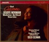BIZET - Ozawa - Carmen, opéra comique WD.31