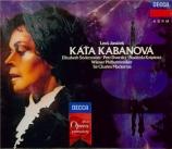 JANACEK - Mackerras - Katia Kabanova, opéra
