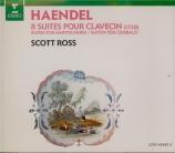8 suites pour clavecin (1720)