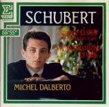 SCHUBERT - Dalberto - Sonate pour piano en la majeur D.959