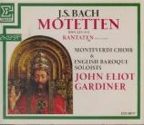 BACH - Gardiner - Motets BWV 225-231