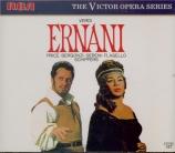 VERDI - Schippers - Ernani, opéra en quatre actes
