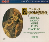 VERDI - Solti - Rigoletto, opéra en trois actes