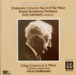TCHAIKOVSKY - Rubinstein - Concerto pour piano n°1 en si bémol mineur op