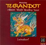 PUCCINI - Leinsdorf - Turandot