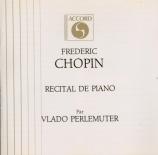 CHOPIN - Perlemuter - Vingt-quatre préludes pour piano op.28