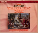 HAENDEL - Gardiner - Jephtha, oratorio HWV.70