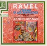 RAVEL - Jordan - L'enfant et les sortilèges, fantaisie lyrique