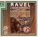 RAVEL - Jordan - L'heure espagnole, opéra