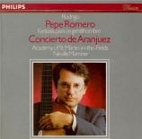 RODRIGO - Romero - Concierto de Aranjuez