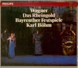 WAGNER - Böhm - Das Rheingold (L'or du Rhin) WWV.86a